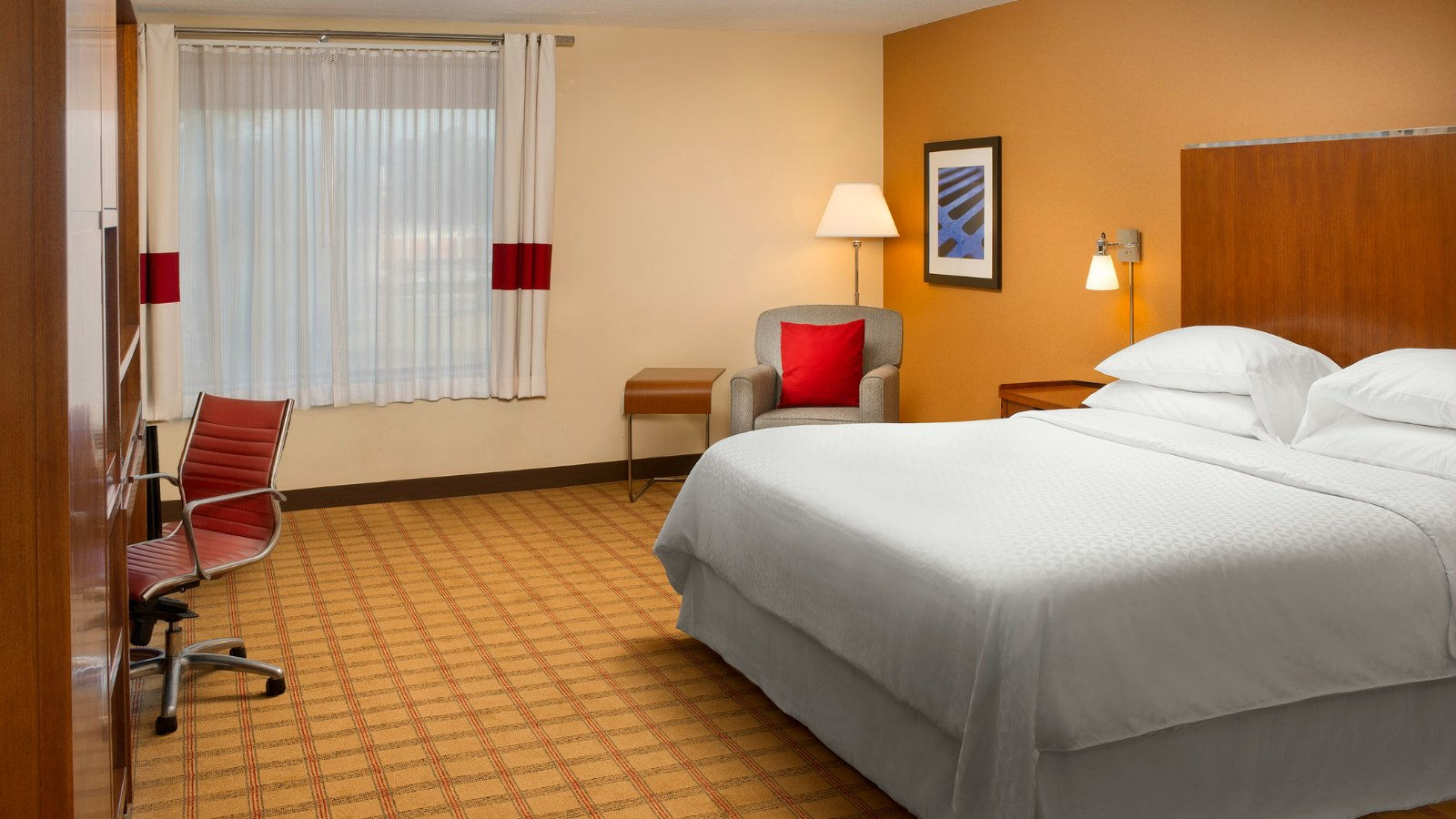 Jacksonville Accommodations - King Room